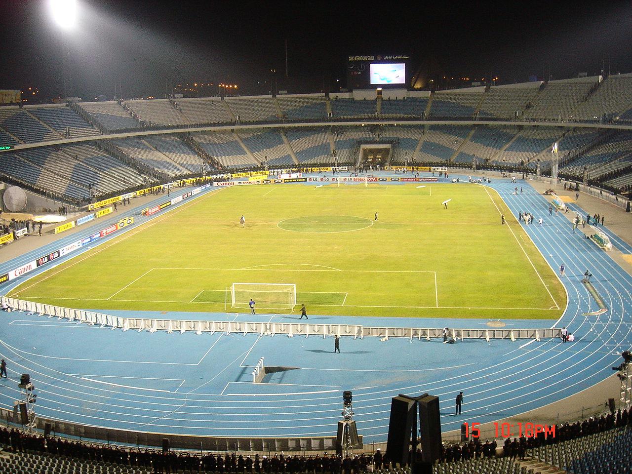 Utomeuropeiska fotbollsklubbar med många fans – Zamalek SC