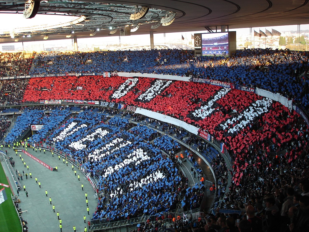 Fotbollsklubben Paris Saint Germain
